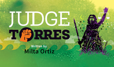 Judge Torres by Milta Ortiz