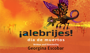 ¡Alebrijes! by Georgina Escobar